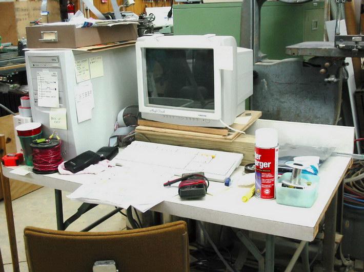 Console Restoration - Hardman Studio Wurlitzer
