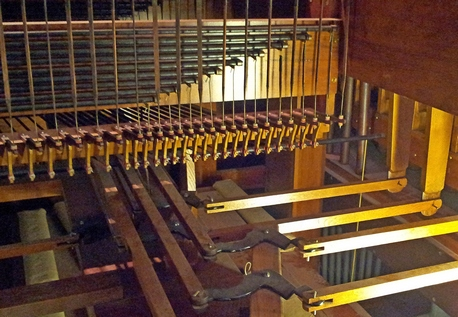 Organ Relay Basics - the Evolution of Pipe Organ Control